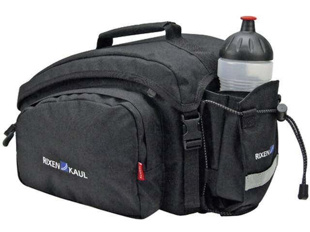 KlickFix Rackpack 1 Sidetasker Til Racktime, black